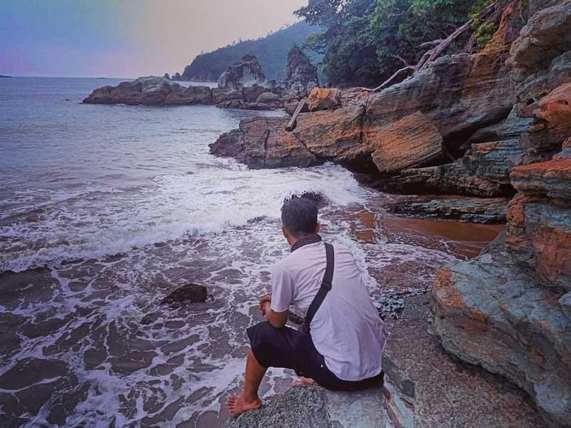 Rute Pantai Perawan Sidoasri Tambakasri