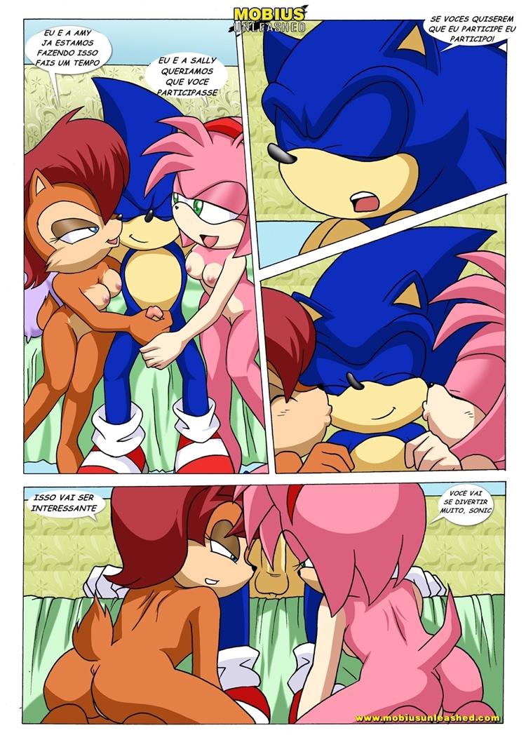 Sonic – Diversão de sábado a noite