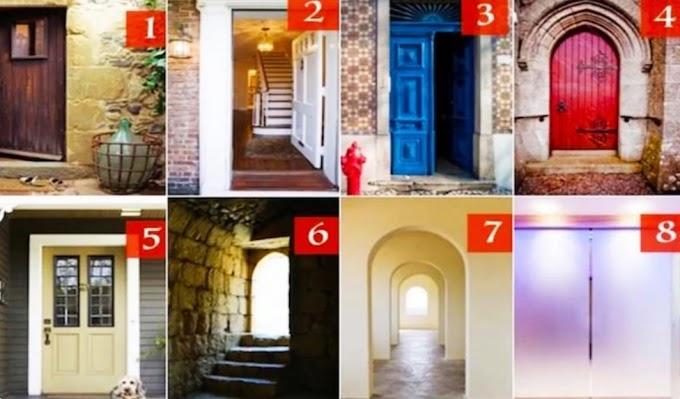 Откройте дверь и узнайте что ждет Вас в будущем!