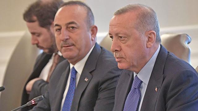 Άγρια παζάρια των Τούρκων για συμμαχίες στη Μεσόγειο
