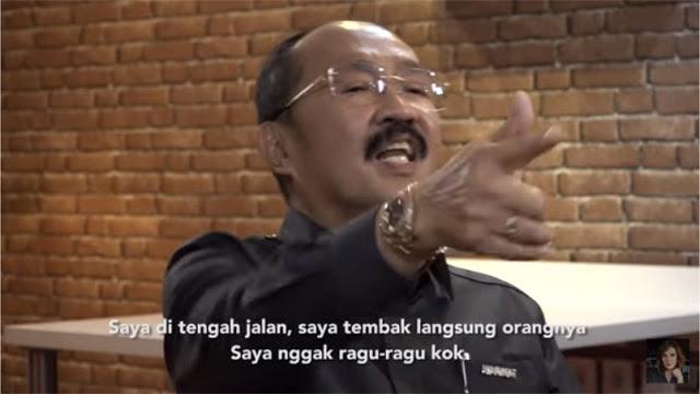 """""""Ancam Tembak Jika Terancam"""", Fredrich Pengacara Setnov akan Dipanggil Polisi"""