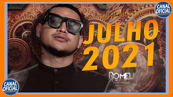 SET ROMEU A VOZ QUE APAIXONA ARROCHA NOVO  LANÇAMENTO JULHO 2021 - CANAL DAS MELHORES FESTA