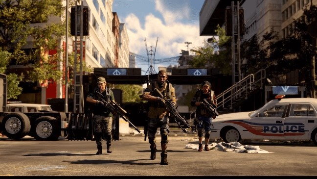 The Division 2 Endgame Gameplay Trailer