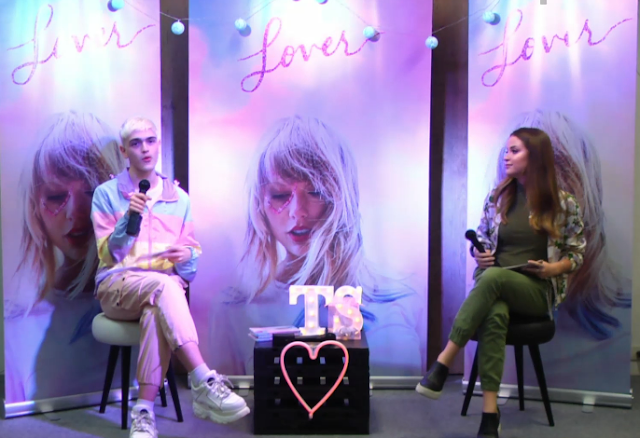 Em parceria com a T4F, Universal Music organiza evento comemorando a vinda de Taylor Swift ao Brasil