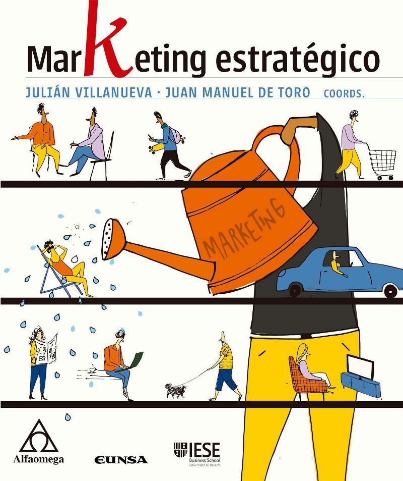 Marketing estratégico – Julián Villanueva