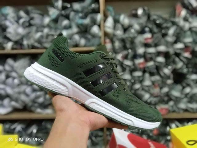 Green Original Adidas