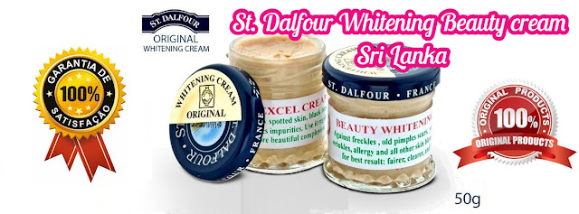 AUTHENTIC ST. Dalfour Whitening Cream free shipping +Tracking