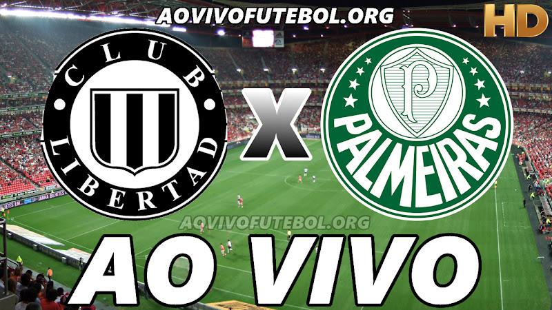 Libertad x Palmeiras Ao Vivo Hoje em HD