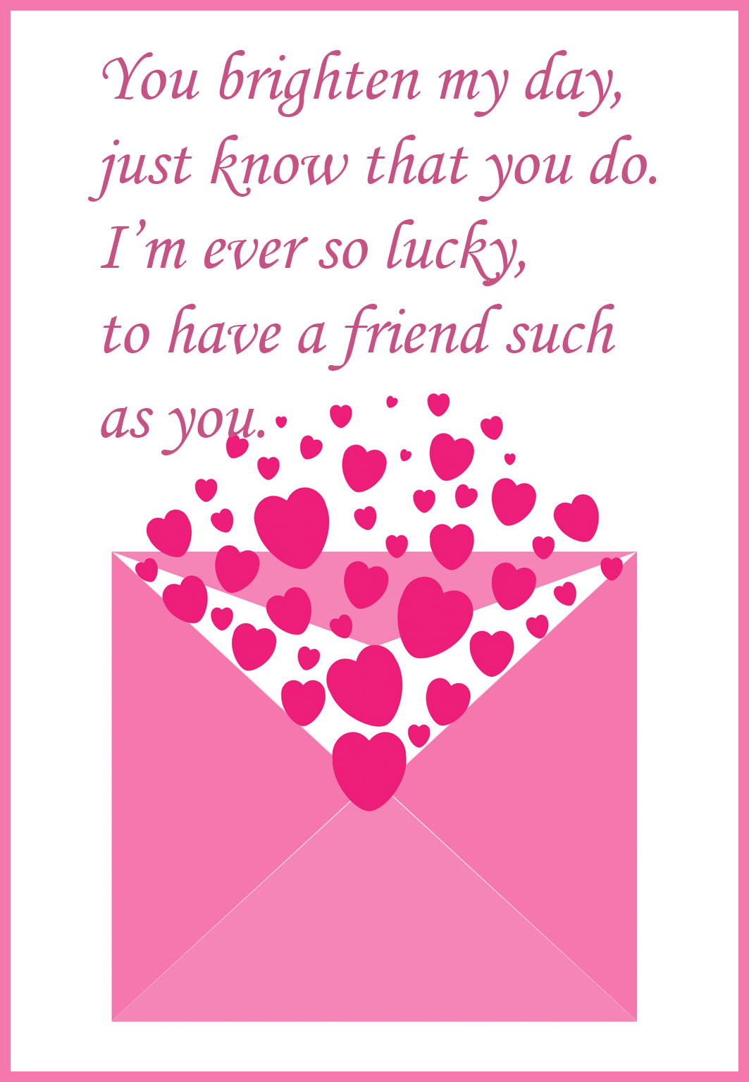 Best Valentines Day Cards Download – Valentines Day Cards Friends
