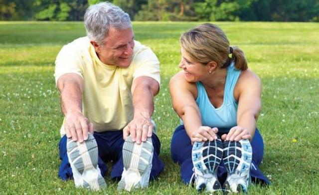 Enam Tips Yang Sehatkan Wanita Diusia 40 Tahun