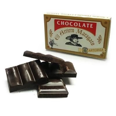 muestra chocolate a la taza del Arriero Maragato disponible en La Tienda Online de León