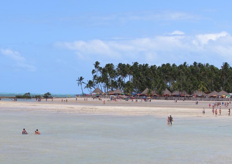 Praia dos Carneiros, o que fazer