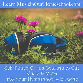 Homeschool music curricula