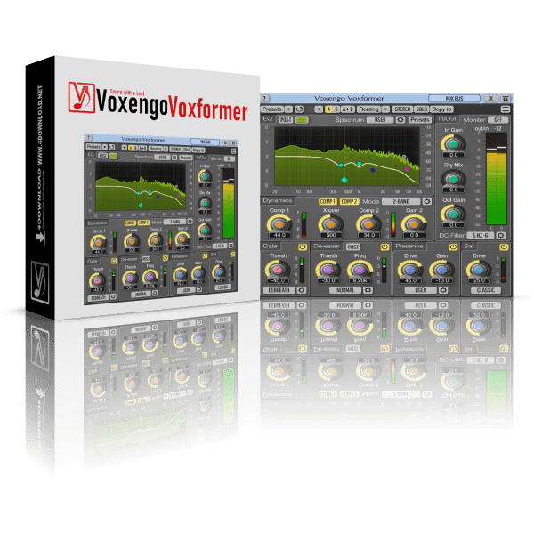 Voxengo Voxformer v2.18 Full version