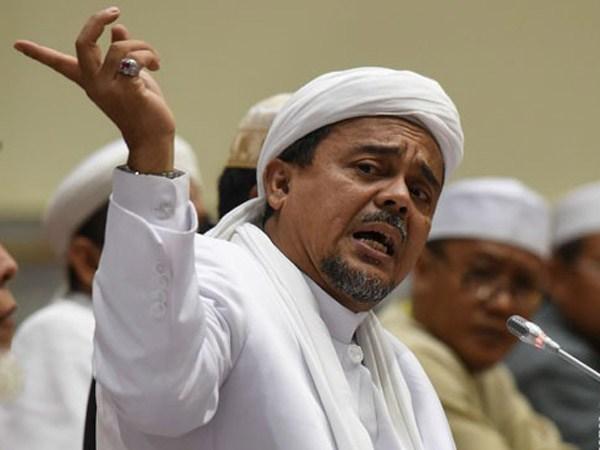 Tingginya Kedudukan Habib Rizieq di Mata PA 212: Dia Imam Besar Dunia