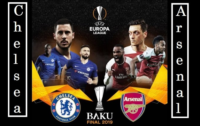 ARSENAL VS CHELSEA EUROPA LEAGUE FINAL 29 MAY 2019: IPTV Playlist