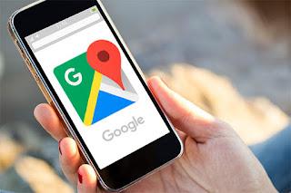 استخدام خرائط جوجل