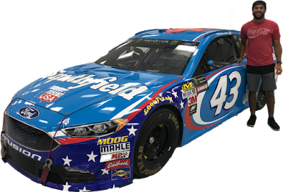 Darrell Wallace Jr - Coke Zero 400 Race Report - #NASCAR