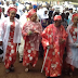More photos of the Alaafin of Oyo and his wives at Eid il Fitri...