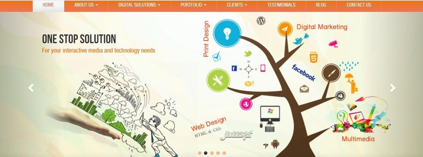 Digitalatrium - Digital Marketing Company