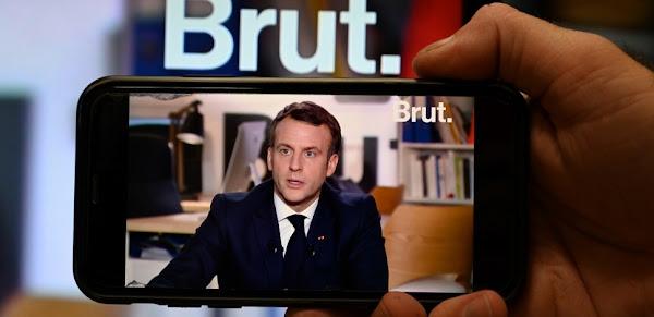 Interview sur Brut : les six péchés capitaux d'Emmanuel Macron