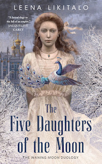 Interview with Leena Likitalo, author of The Five Daughters of the Moon