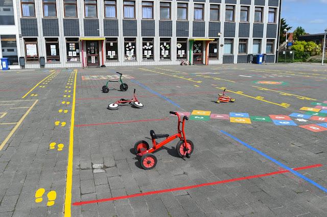 هولندا.. اغلاق مدرسة ابتدائية بعد تسجيل اصابات بفيروس كورونا
