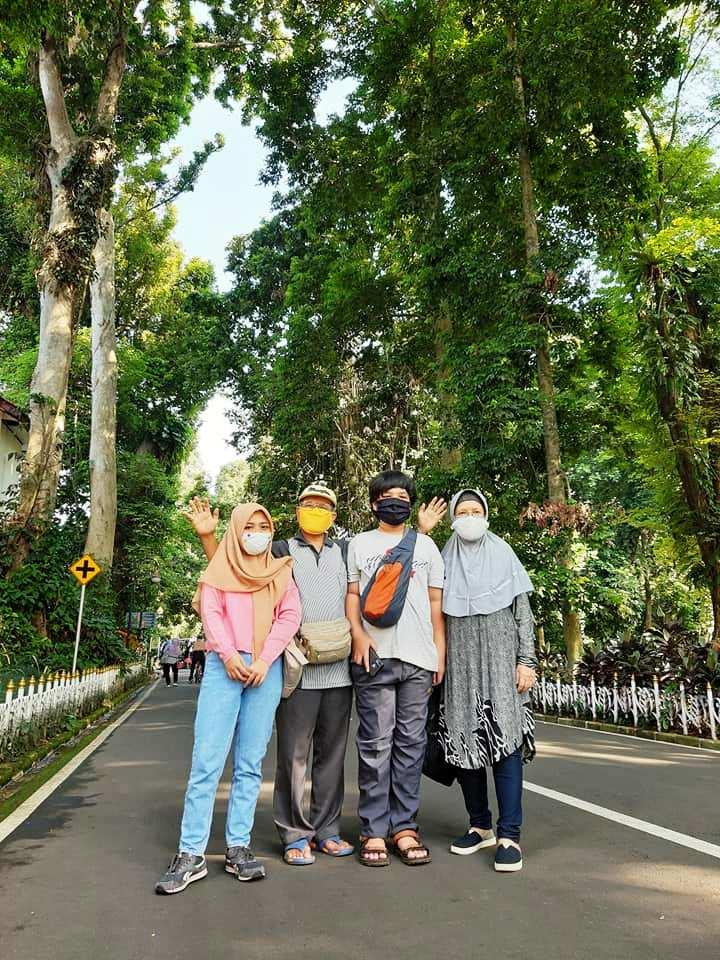 Cara Beli Tiket Kebun Raya Bogor Secara Online Nurul Sufitri Travel Lifestyle Blog