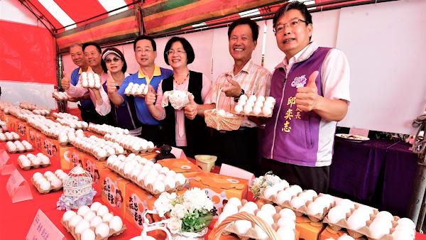 彰化優鮮蛋品行銷推廣 王惠美:用行動支持蛋農