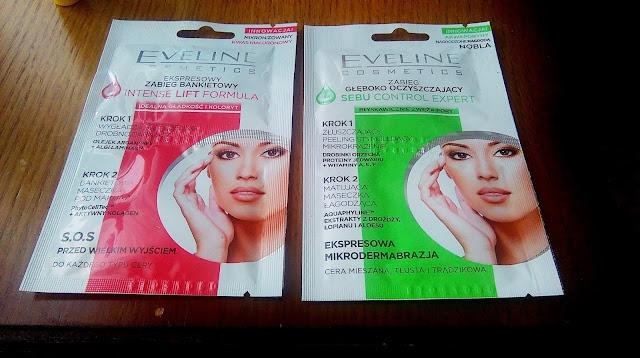 Eveline Cosmetics -Pielęgnacja część 2
