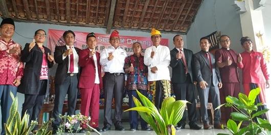 Tokoh Lintas Agama di Lampung Deklarasikan Dukungan Jokowi-Ma'ruf