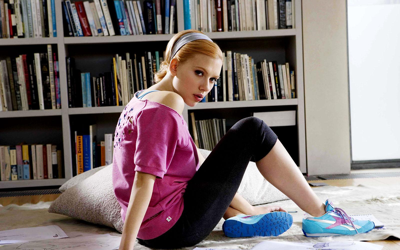 High Quality Hds Pics Of Scarlett Johansson As Redhead: HD WALLPAPERS: Scarlett Johansson HD Wallpapers