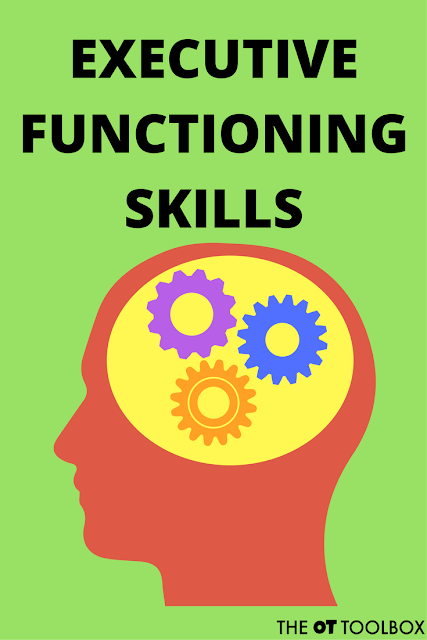 how to build organisational executive functioning skills