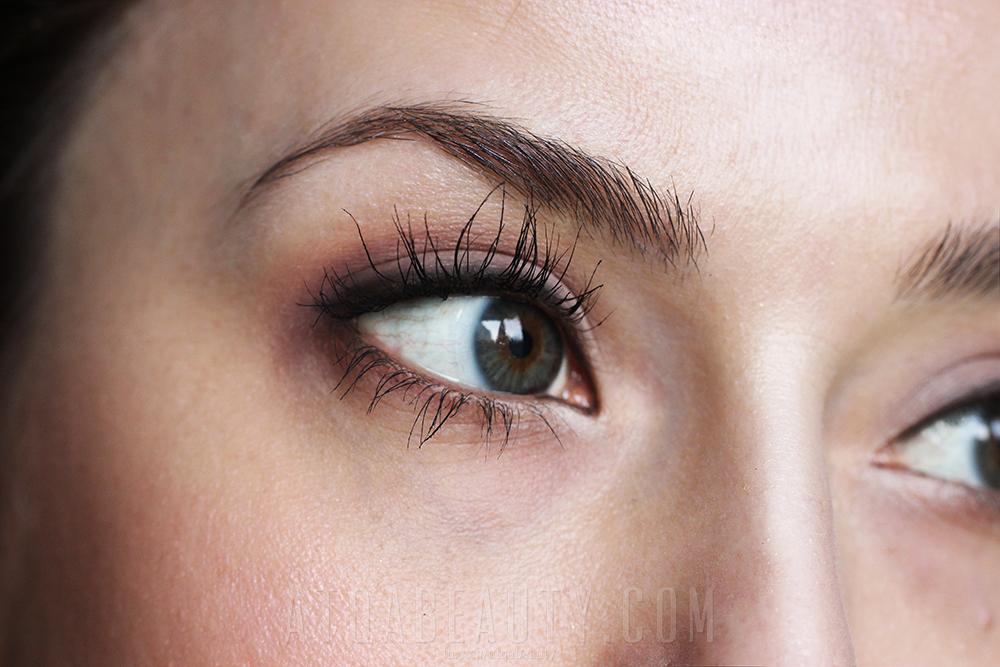Neutralny makijaż oczu