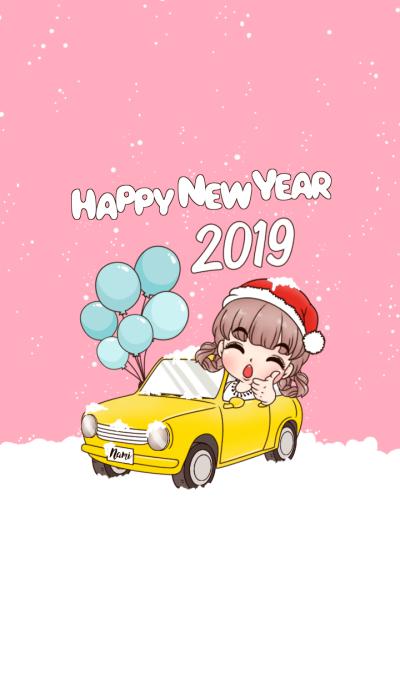 Nami Happy new year theme