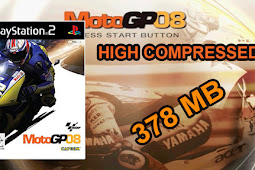 MOTO GP 08 High Compressed PS2/PCSX2/Damon [378 MB]