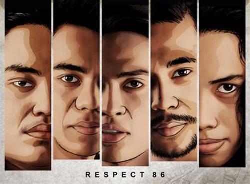 Lirik Lagu Respect 86 - Di Antara Kita