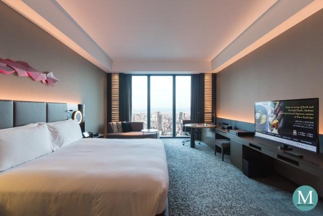 Premium View Room at Conrad Osaka