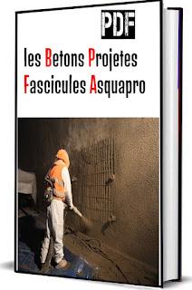 les betons projetes Fascicules Asquapro pdf