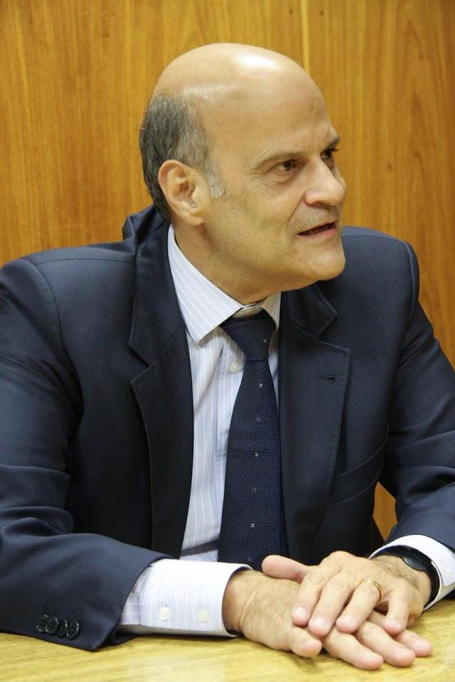 """Entrevista Paco Britto: """"A esperança é o governo Ibaneis"""""""
