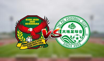 Live Streaming Kedah vs Tai Po FC Kelayakan ACL 21.1.2020