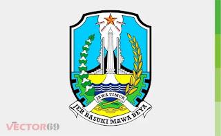 Logo Provinsi Jawa Timur - Download Vector File CDR (CorelDraw)