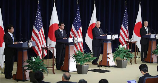 Japan, US agree to increase military cooperation