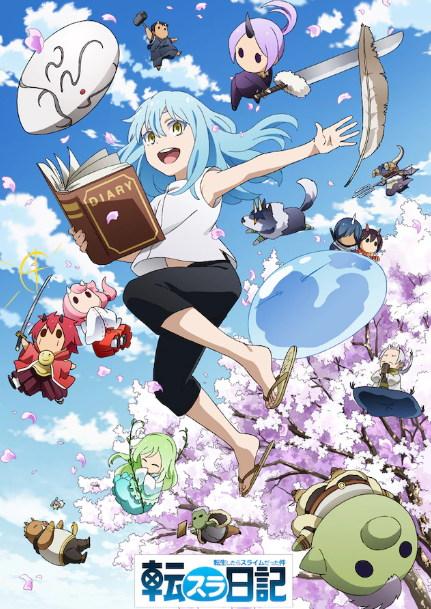Inilah Trailer Anime Tensei shitara Slime Datta Ken Season 2