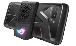 مراجعة لهاتف اسوس Asus ROG Phone 2 للألعاب مراجعة لموبايل/جوال/تليفون اسوس Asus ROG Phone 2 للألعاب - مواصفات اسوس Asus ROG Phone 2 للألعاب - ميزات اسوس Asus ROG Phone 2 للألعاب