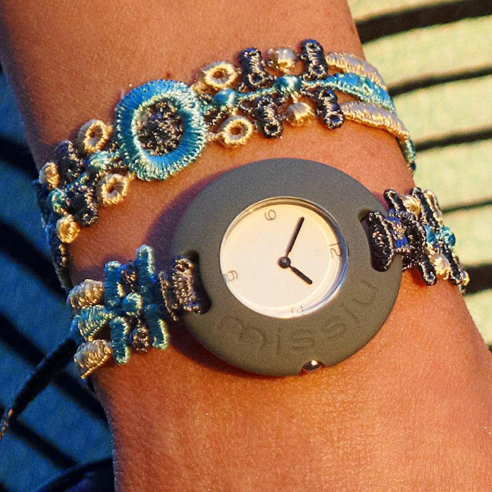 Bracelet montre Missiu
