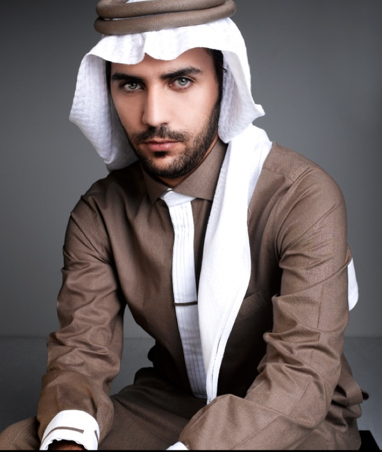 Arabic Style Mans Latest Fashion Style