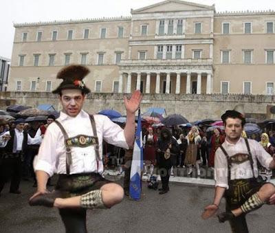 Είναι φίλοι μας οι ΔΝΤ (και οι γερμανοί)!