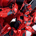 Custom Build: MG 1/100 MSN-006P2 / 3C Z Gundam Unit 3 Red Zeta