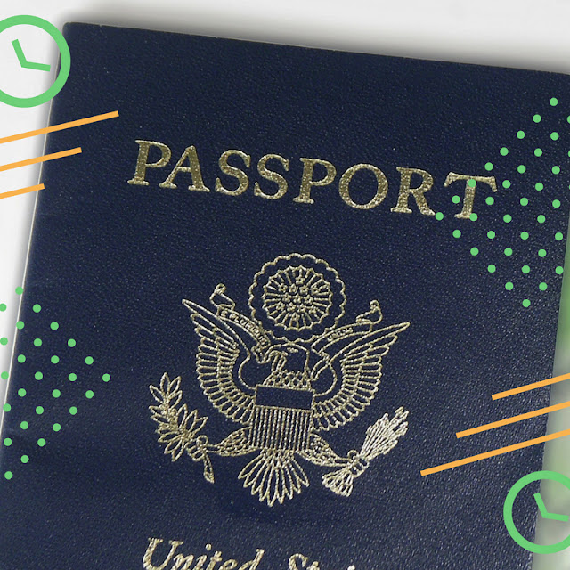 Courtesy Lane Facility - no need to book online for passport application